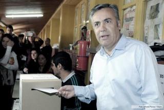 Cornejo se impuso en Mendoza con menos de 5 puntos sobre el FpV