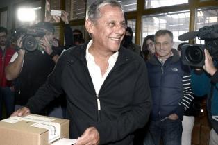 Quiroga aceptó la derrota y aseguró que no volverá a ser candidato a gobernador