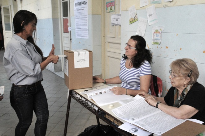 Pasado el mediodía, ya votó en las PASO la mayoría de los precandidatos a jefe de Gobierno porteño