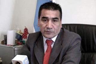 """Rioseco dijo que """"es compleja"""" la situación en el sur por la ceniza"""