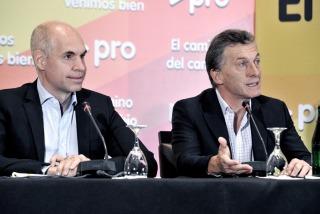 """Macri afirma que ya tiene candidato a vice pero lo dirá """"en su momento"""""""
