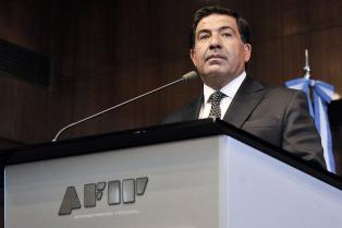 """Echegaray dijo que """"no intervino personalmente"""" para beneficiar a Cristóbal López"""