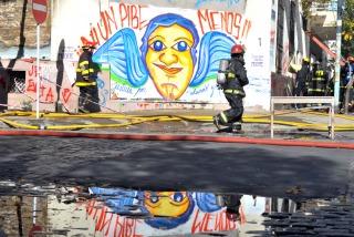 Incendio en Flores: el PRO bloqueó la interpelación a funcionarios porteños