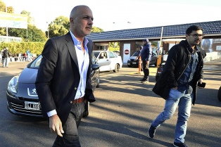 Arcioni se quedó sin candidato a intendente en Comodoro Rivadavia