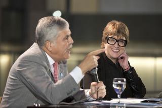 De Vido y Teresa Parodi, en la apertura del Centro Cultural Kirchner