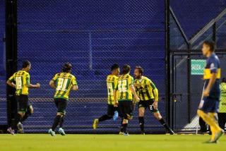 Boca perdió el invicto con una amplia derrota ante Aldosivi de Mar del Plata