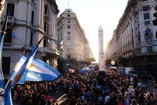 Semana de Mayo: más de un millón de personas disfrutaron los festejos