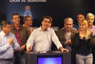 El kirchnerismo ganó las PASO para la gobernación por más de 22 puntos