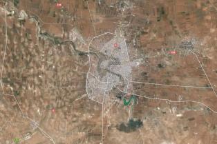Rusia volvió a atacar la Daraa después de un año e Israel teme un avance iraní