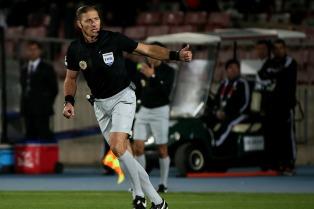 Nestor Pitana será el árbitro para el clásico de Avellaneda el próximo sábado