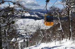 Nieve, deporte y aventura este fin de semana en el Cerro Catedral