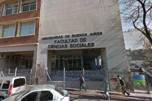 Carolina Mera se catapulta a ser la primera decana de Sociales de la UBA