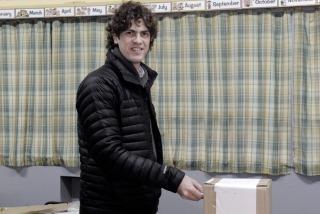 """Lousteau: """"Estoy tranquilo, hicimos una campaña basada en propuestas"""""""