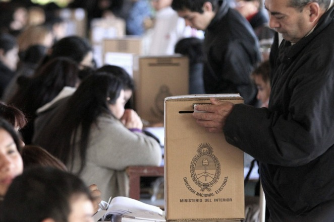 Superdomingo: vota el 20% del padrón en unas elecciones que se desarrollan con normalidad