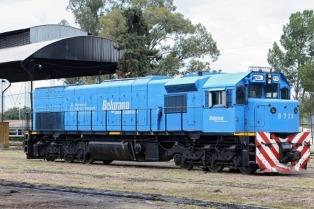 El Belgrano Cargas transportó en septiembre 209.596 toneladas, récord desde 1992