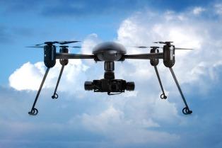 Comienzan a usar drones para el ordenamiento catastral
