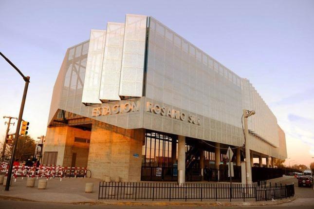 Nueva estación Rosario Sur