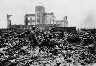 Publican un video inédito de Hiroshima antes de la bomba nuclear