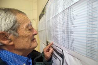 La Consulta Popular fue normal para el Tribunal Electoral y con gran ausentismo para Cambiemos