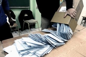 """Tullio:""""No hay modificación acumulada que altere el resultado final"""" del escrutinio"""