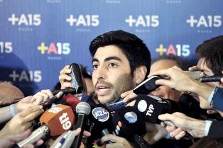 """Facundo Moyano advirtió sobre la """"flexibilización laboral"""""""