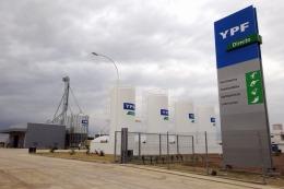 En 4 a�os YPF aument� un 30% su participaci�n en las inversiones globales