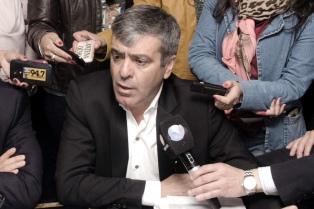 """Cano descarta un juicio político a Garavano y pide """"cautela"""" a la dirigencia"""