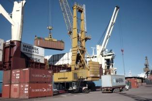 El Estado invertirá $ 2.800 millones en obras ferroviarias en los puertos del Gran Rosario