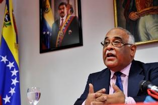 """Embajador Martínez Mendoza: """"Venezuela tiene una democracia que se fortalece"""""""
