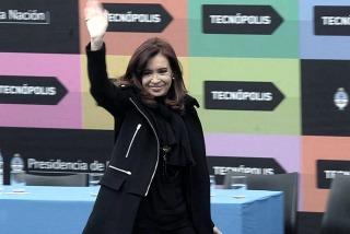 Cristina encabezará en Tecnópolis el acto central por el Día de la Industria