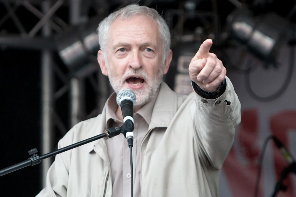 Jeremy Corbyn, Labour Party