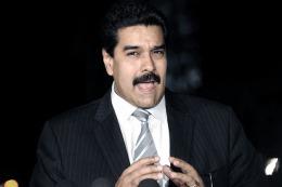 """Maduro acusó de """"conspirar"""" en su contra a los nuevos miembros de la embajada de Estados Unidos"""