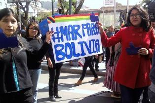 Morales viaja a La Haya para el fallo de la CIJ en litigio con Chile