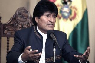 Evo Morales acusó al gobierno chileno de tener actitudes pinochetistas