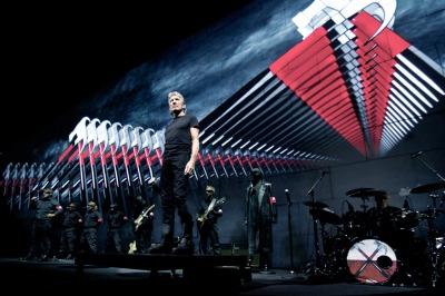 Roger Waters llega a la Argentina y debuta el martes en La Plata