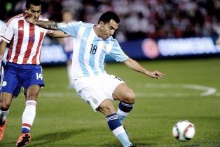 """Bauza: """"Vou levar em conta o Tevez, é um jogador para convocar"""""""