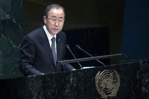 El titular de la ONU llega a Israel y Palestina para intentar rebajar la tensión