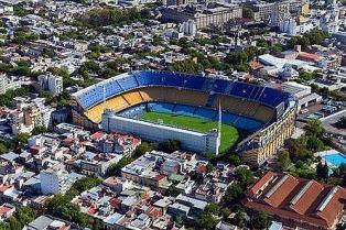 El presidente de la Conmebol anunció que el partido entre Argentina y Perú se jugará en La Bombonera