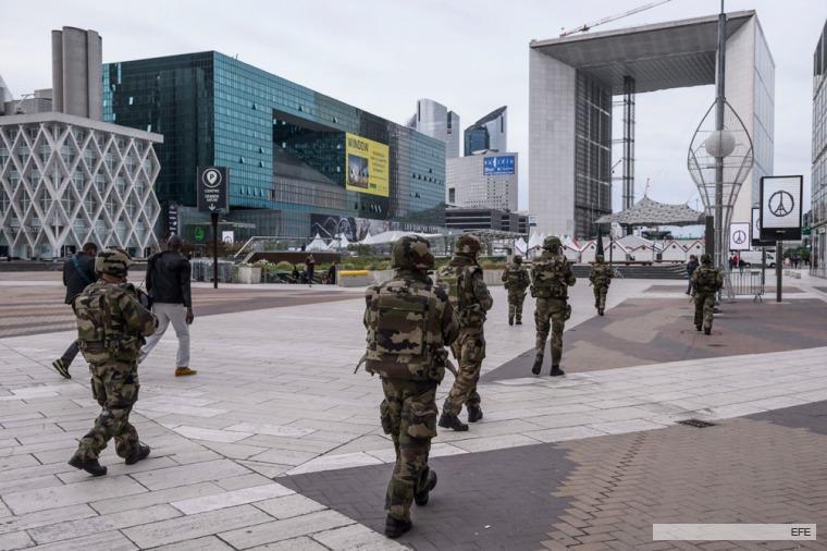 Francia identifica a dos de los atacantes y crece la conexión con Bélgica