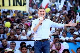"""Macri cerró campaña en Jujuy y prometió """"cambiar la vida de los argentinos"""""""
