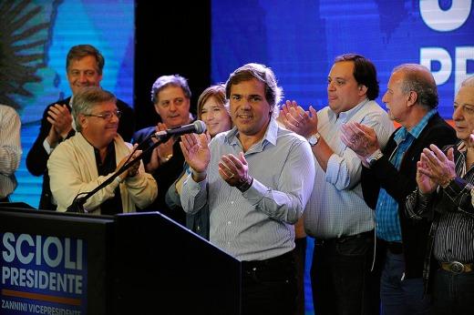 """Alberto Pérez: """"Fue una jornada satisfactoria, en la que ganó la democracia"""""""