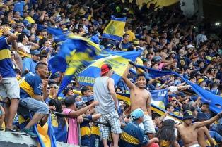 Inhabilitan la cancha de Boca por exceso de público en la Bombonera en el partido con Independiente