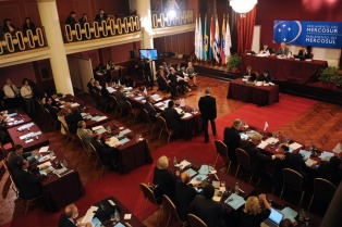 El nuevo presidente del Parlasur será brasileño