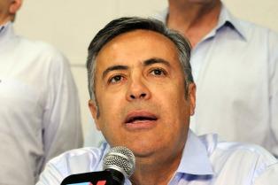 """El gobernador Cornejo dijo que el reparto del Fondo del Conurbano es """"una injusticia"""""""