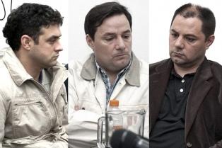 Juzgarán a los hermanos Lanatta y a Schillaci por los delitos cometidos durante la fuga