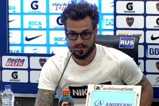 Daniel Osvaldo podría ser contratado por Banfield