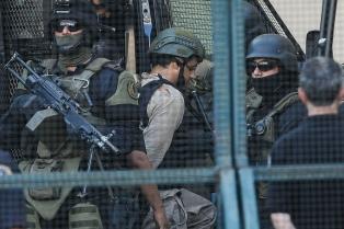 Condenan a siete años y medio de prisión a los hermanos Lanatta y a Schillaci