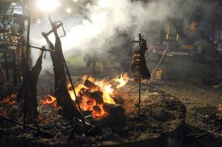 12º Fiesta Nacional de la Carreta y los 101 Chivos