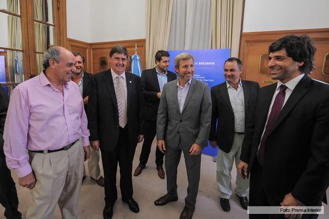 El ministro del interior recibi a representantes del foro for Ministro del interior 2016