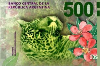 A mediados de año circularán los nuevos billetes de 200 y 500 pesos